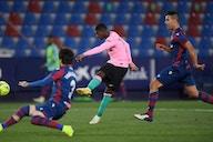 El 1×1 del Barça ante el Levante