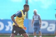 Jean Pyerre é dúvida no Grêmio para a partida contra o Athletico-PR; Confira a provável escalação