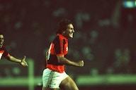 Na web, torcedores exaltam Zico e celebram 50 anos da estreia pelo Flamengo