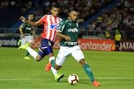 Diretor de futebol do Palmeiras admite que prioridade é negociar Borja