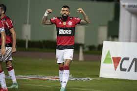 Imagem do artigo: https://image-service.onefootball.com/resize?fit=max&h=721&image=https%3A%2F%2Fjogada10.com.br%2Fwp-content%2Fuploads%2F2021%2F07%2FBahia-x-Flamengo-14.jpg&q=25&w=1080