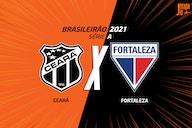 Ceará x Fortaleza: quem joga, arbitragem e onde assistir