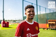 Manchester United anuncia Sancho, ex-Borussia Dortmund