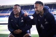 Mbappé e Neymar, dois astros na mesma vibe e prontos para a temporada francesa