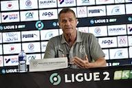 Philippe Hinschberger (Amiens SC) : «Pas la reprise qu'on connaît habituellement»