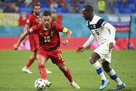Une frayeur, mais 90 minutes pour Eden Hazard : une première depuis 2019 !