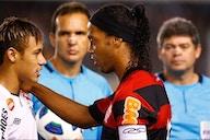 Santos - Flamengo 2011 : Neymar et Ronaldinho écrivent l'histoire