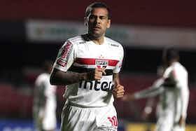 Imagem do artigo: https://image-service.onefootball.com/resize?fit=max&h=686&image=https%3A%2F%2Fmaisqueumjogo.com.br%2Fwp-content%2Fuploads%2F2021%2F02%2FDaniel-Alves-S%C3%A3o-Paulo-Brasileiro.jpg&q=25&w=1080