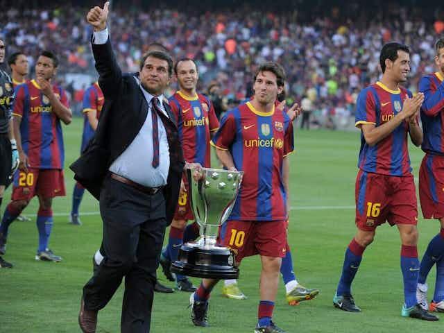 A Matemática não fecha no sim de Messi ao Barcelona