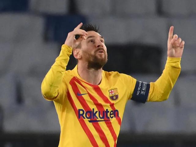 Messi muito perto de ganhar companheiro argentino no Barcelona