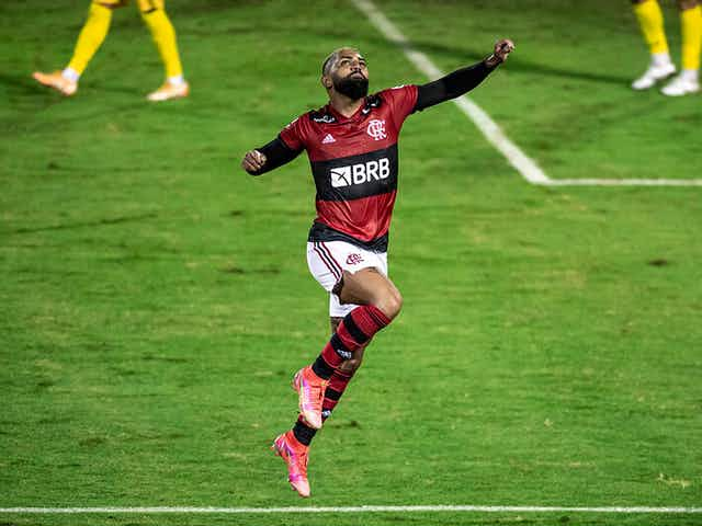 Flamengo acerta patrocínio para final da Supercopa do Brasil