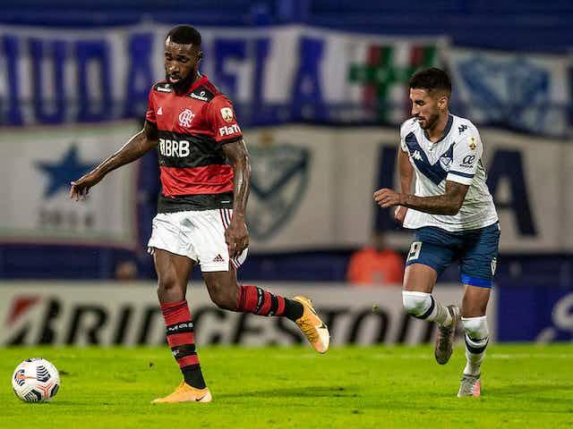 Argentinos exaltam Gerson e Arrascaeta em vitória do Flamengo