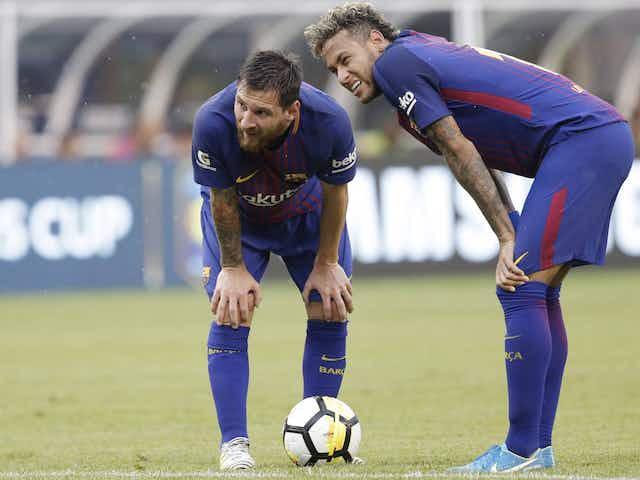 Assédio de Messi a Neymar deve render ações e protestos no PSG