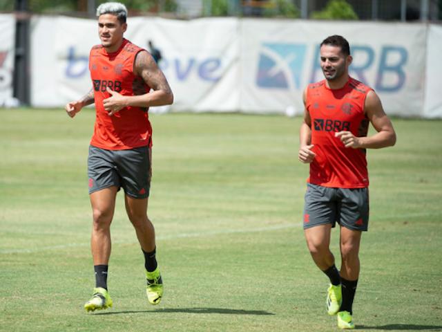 Pedro está fora da Supercopa do Brasil