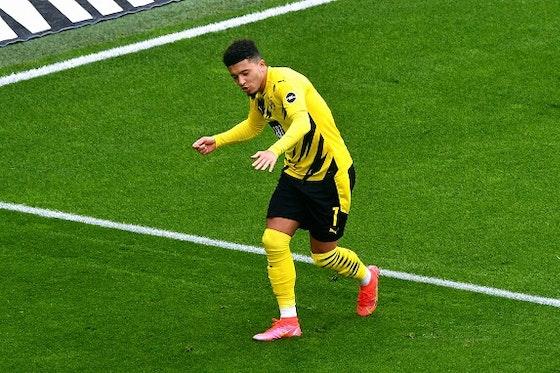 Imagem do artigo: https://image-service.onefootball.com/crop/face?h=810&image=https%3A%2F%2Fmaisqueumjogo.com.br%2Fwp-content%2Fuploads%2F2021%2F05%2FJadon-Sancho-Dortmund-110521.jpg&q=25&w=1080