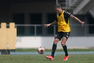 Navarro projeta melhora do Botafogo e mira 'prévia' contra o Vasco