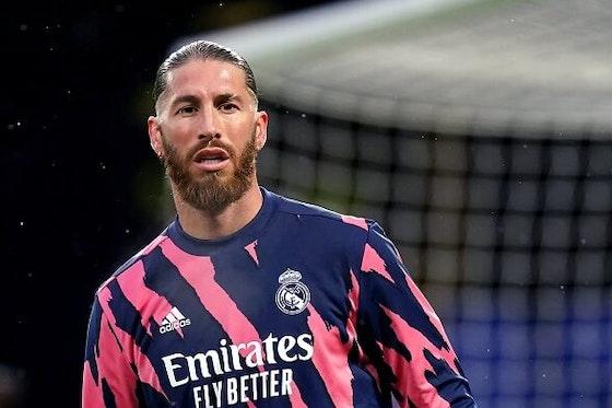 Imagem do artigo: https://image-service.onefootball.com/crop/face?h=810&image=https%3A%2F%2Fmaisqueumjogo.com.br%2Fwp-content%2Fuploads%2F2021%2F05%2FSergio-Ramos-Real-Madrid-110521.jpg&q=25&w=1080