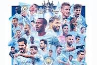 Campeão no sofá: Manchester City vê United perder e leva a Premier League