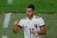 Hazard reconhece 'anos difíceis' no Real Madrid, mas avisa: 'Não vou deixar um fracasso atrás de mim'
