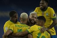 Neymar se emociona após brilhar pelo Brasil: 'Dois anos complicados'