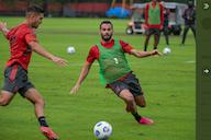 Thiago Maia está 99% carregado e deve voltar ao Flamengo contra o Fortaleza