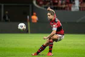 Imagem do artigo: https://image-service.onefootball.com/resize?fit=max&h=720&image=https%3A%2F%2Fmaisqueumjogo.com.br%2Fwp-content%2Fuploads%2F2021%2F07%2FDiego-Flamengo.jpg&q=25&w=1080