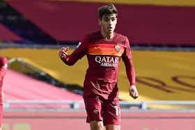 Imagem do artigo: https://image-service.onefootball.com/resize?fit=max&h=1018&image=https%3A%2F%2Fmaisqueumjogo.com.br%2Fwp-content%2Fuploads%2F2021%2F07%2FGonzalo-Villar-Roma.jpg&q=25&w=1080