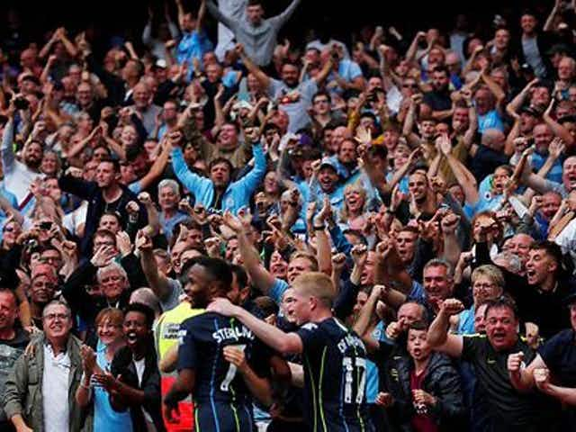Manchester City out of the European Super League