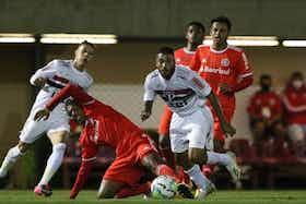 Imagem do artigo: https://image-service.onefootball.com/resize?fit=max&h=650&image=https%3A%2F%2Fmedia.internacional.groundsportech.com%2Fwp-content%2Fuploads%2F2021%2F08%2F01035150%2FRaioX_CeleiroSub20_SaoPauloVsInter_9Rodada_BrasileiraoSub202021_Retrospecto_FotoRubensChiri_SaoPaulo_0108.jpg&q=25&w=1080