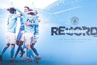 City établit une série de records lors de cette course au titre de Premier League