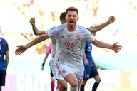 Laporte and Torres on target as Spain cruise into Euro 2020 knockouts