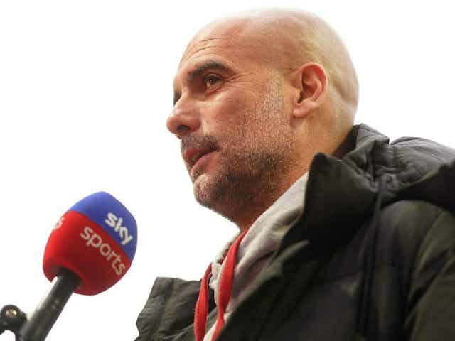 'De Bruyne much better': Guardiola provides fitness update