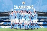 Manchester City crowned 2020-21 Premier League champions