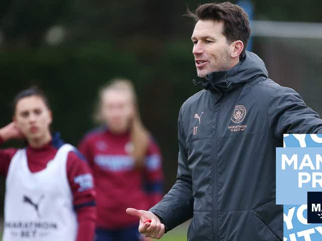 Taylor provides Houghton latest ahead of Women's FA Cup clash