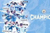 City claim hat-trick of Premier League titles