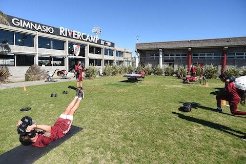 Imagem do artigo: Como chega o River Plate para enfrentar o São Paulo?