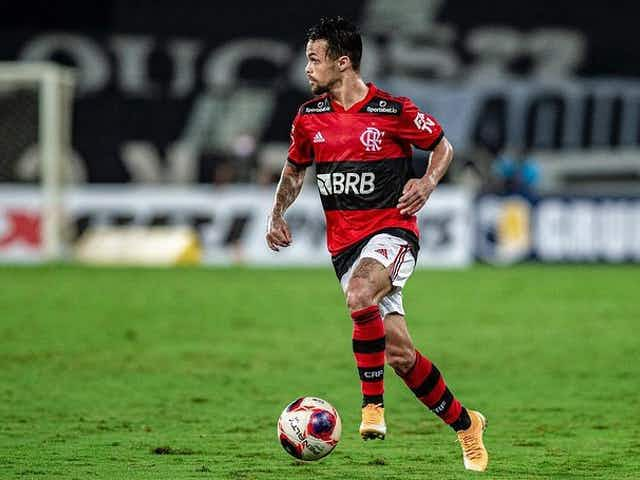 Atlético Goianiense tem interesse em atacante do Flamengo