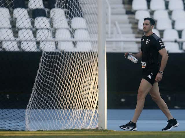 Departamento médico: Botafogo atualiza situação dos jogadores lesionados