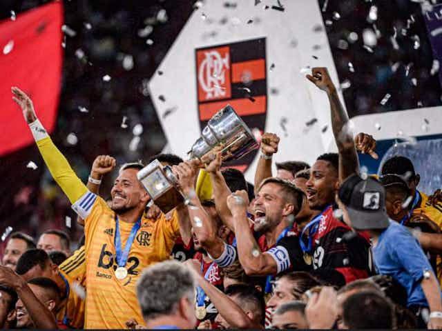 Flamengo pode conquistar a 12ª taça em dois anos