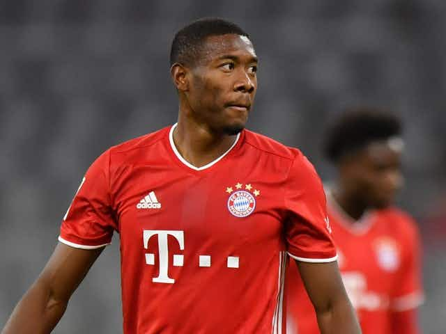 Real Madrid acerta a contratação de David Alaba