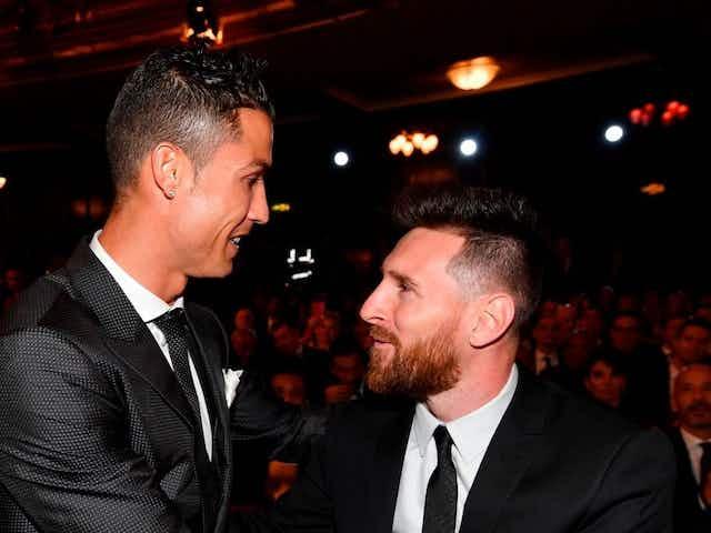 Messi ou Cristiano Ronaldo? Usain Bolt escolhe o melhor