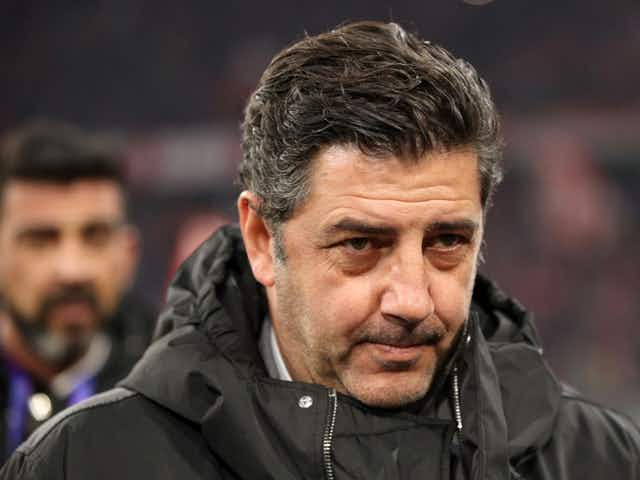 Rui Vitória pode ser o próximo treinador do Tottenham
