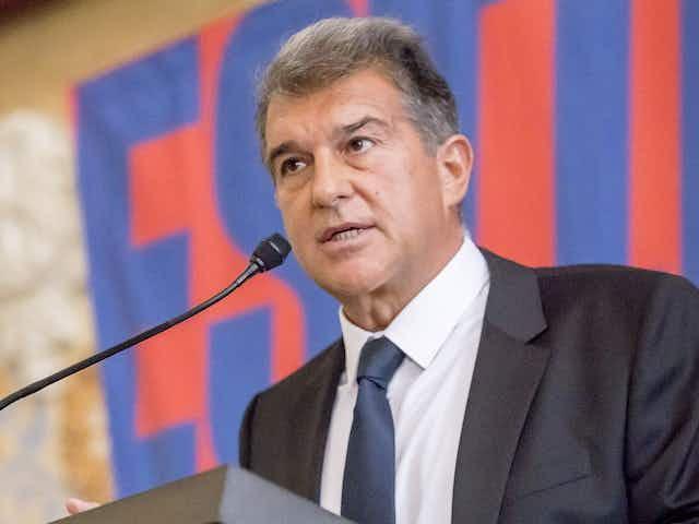 """Presidente do Barcelona defende realização da Superliga: """"É uma necessidade"""""""