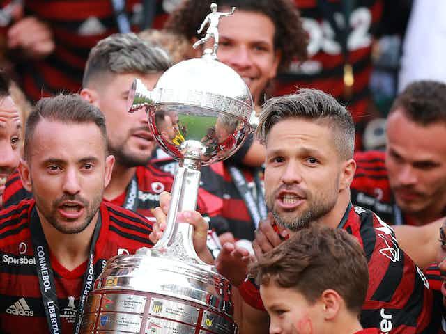 Flamengo conhece seu grupo na Copa Libertadores; confira o retrospecto rubro-negro diante dos adversários