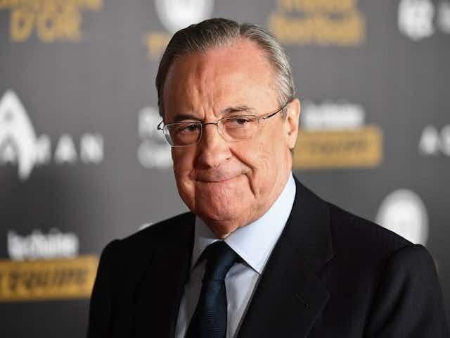 'Se nada fizermos, em 2024 estaremos todos mortos', diz Florentino Pérez