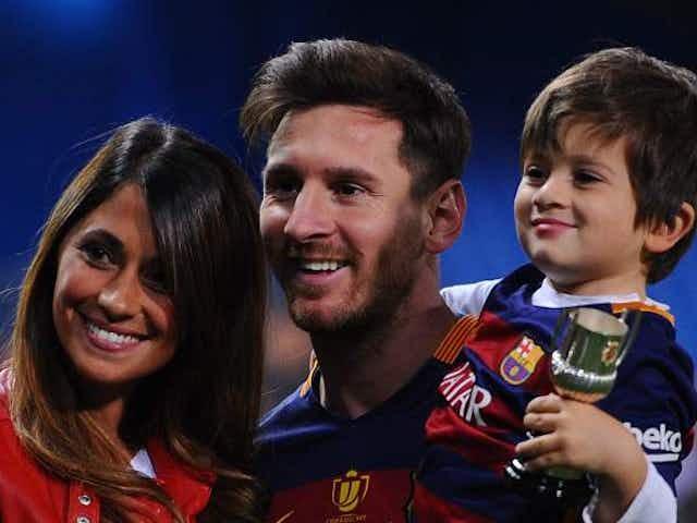 Esposa de Messi procura nova casa em Barcelona e aumenta os rumores de sua permanência