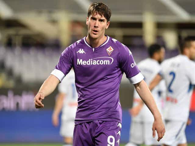 Milan conhece preço de Dusan Vlahovic