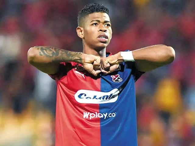 Internacional supera o Flamengo e encaminha contratação de promessa colombiana