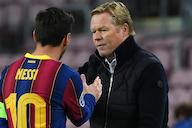 Koeman pretende continuar no comando do Barcelona na próxima temporada