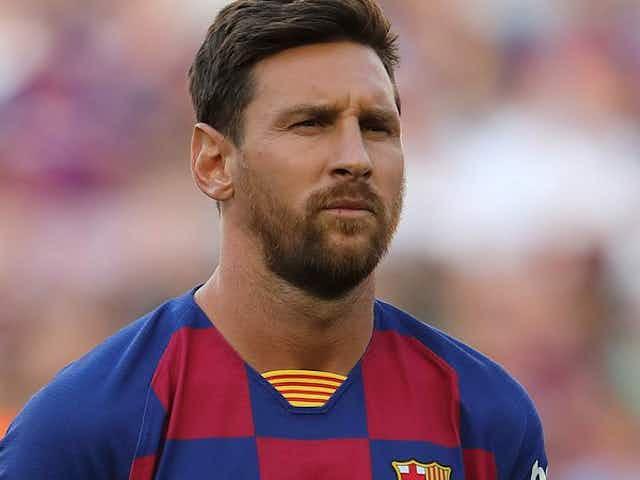 Aumentam as esperanças do Barcelona em relação a continuidade de Messi na equipe
